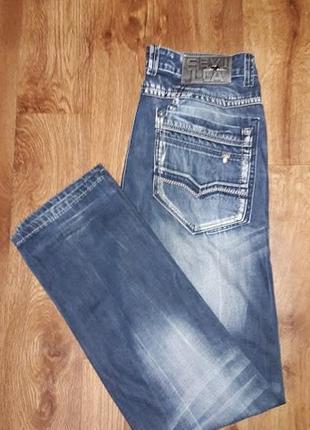 Стильные мужские джинсы sevilla denim