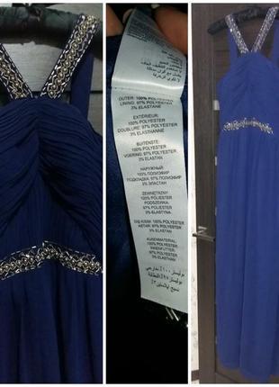 Вечернее платье showcase dorothy perkins 48-50 размер5