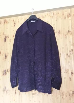 Шифоновая блузка р.l-xl