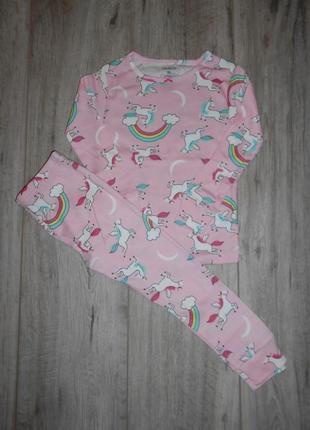 Пижама carters 3т/93-98 см
