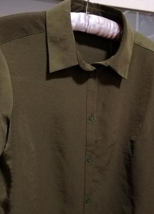 Рубашка хаки firetrap