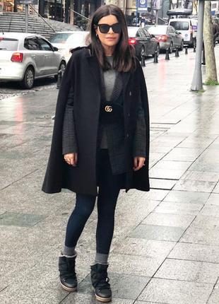 Кейп, пальто-накидка, пальто без рукавов h&m