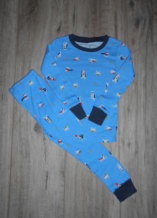 Пижама carters 4т/99-105 см
