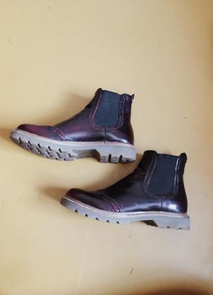 Ботинки челси catwalk