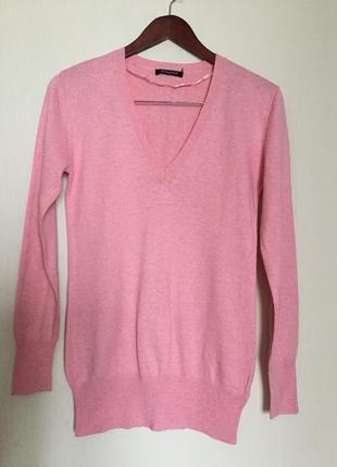 Тёплый джемпер свитер пуловер
