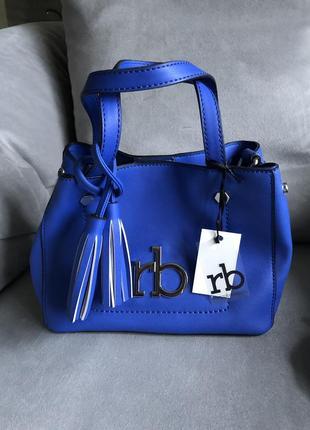 Новая сумка с бахромой от итальянского бренда roccobarocco (оригинал)