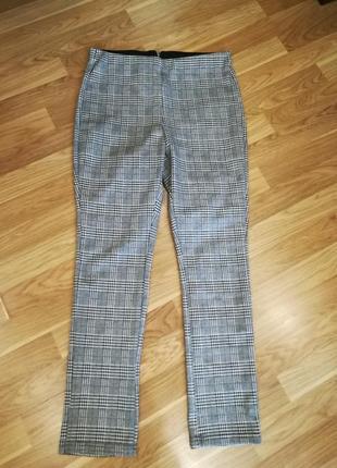 H&m серые штаны размер м