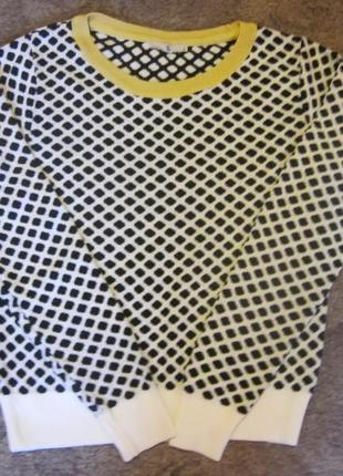 Фирменный свитер tu размер xs