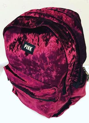 Рюкзак victoria's secret pink