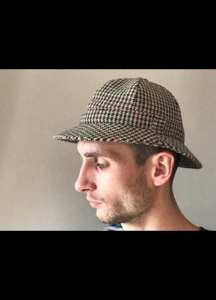 Твидовая шляпа glencroft