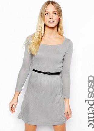 Вязаное платье asos