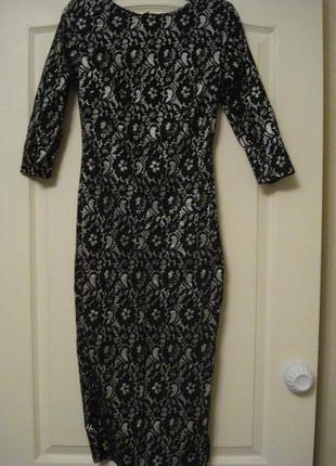 Платье  футляр  бренд3