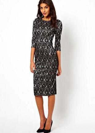 Платье  футляр  бренд2