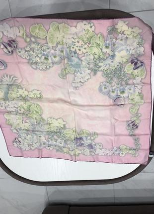 Шелковый платок versace оригинал