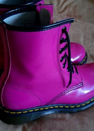 Ботинки dr.martens ladys 1460 w оригинал 37р 38р