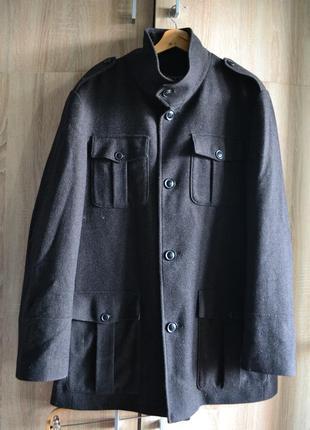 Идеальное мужское демизесонное пальто от marks&spencer