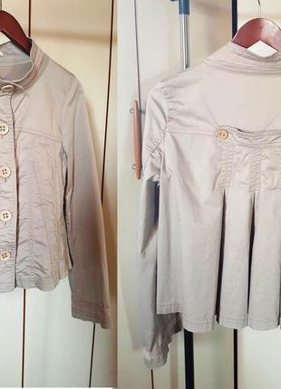 Оригинальная стильная ветровка-пиджачок от promod2