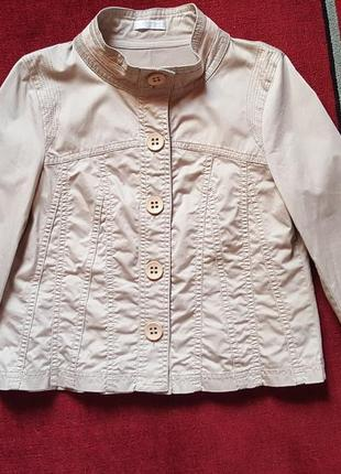 Оригинальная стильная ветровка-пиджачок от promod3