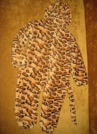Костюм праздничный тигренок на рост 86-92