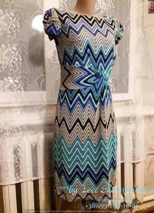 Красивое ажурное нарядно платье, размер м-л