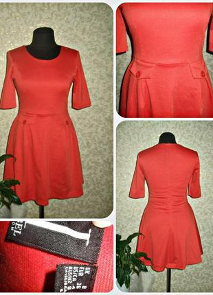 Платье,плотный трикотаж , izabel