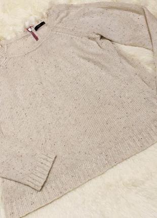 Красивый, тёплый свитер m&co