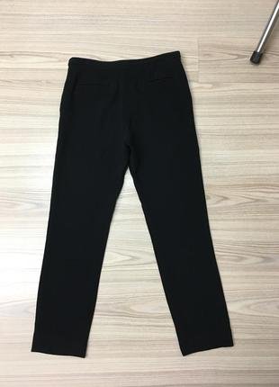 Черные брюки massimo dutti