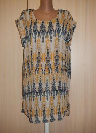 Платье-туника h&m p.40(10)