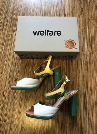 Босоножки welfare