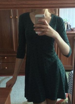 Супер платье в горошек atmosphere