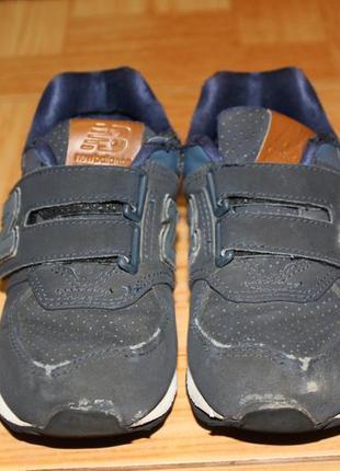 Детские кроссовки new balance р 28