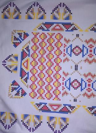 Хлопковое платье футболка с печатным рисунком от zara4 фото