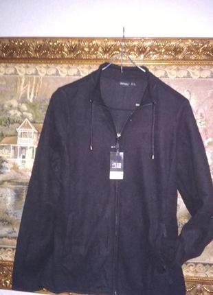 Спортивная женская куртка, ветровка. размер: м
