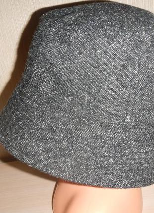 Шляпа sisley р.60-61см