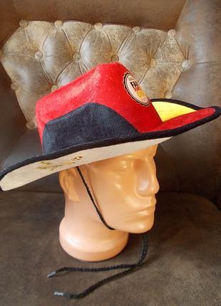 Шляпа-ковбойка маскарадная германия цена снижена