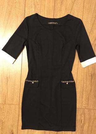 Классическое платье по фигуре