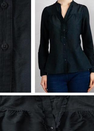 Приталенная рубашка из тонкого коттона от pepe jeans