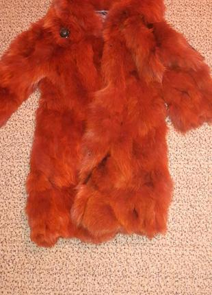 Шуба з лисиці