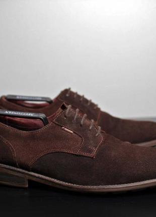Стильные туфли от tommy hilfiger 43 (28 cm)