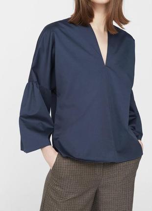 Блуза mango необычного кроя   bl1846207  mango4