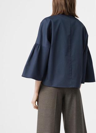 Блуза mango необычного кроя   bl1846207  mango5