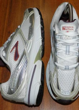 Brooks switch! оригинальные, яркие, легкие и удобные беговые кроссовки
