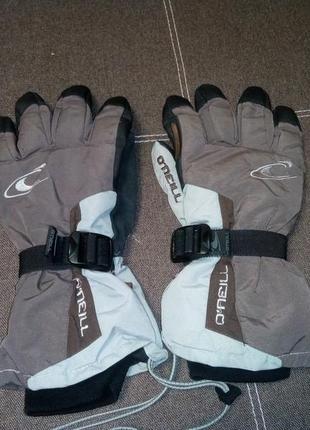 Oneill перчатки зимние лыжные горнолыжные фрирайд
