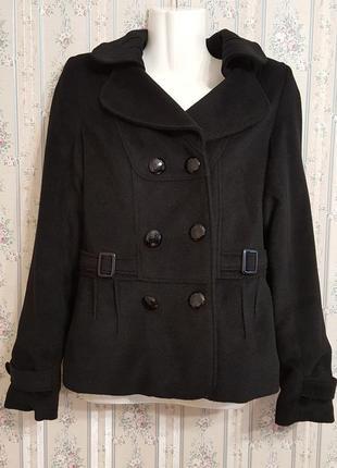 Пальто кашемировое, разм.42