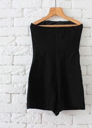 Платье-комбез шортами4 фото