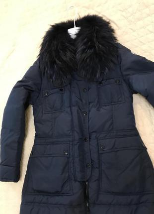 Moncler монклер куртка парка зимняя