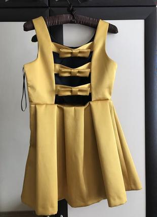 Платье коктейльное, вечернее выпускное