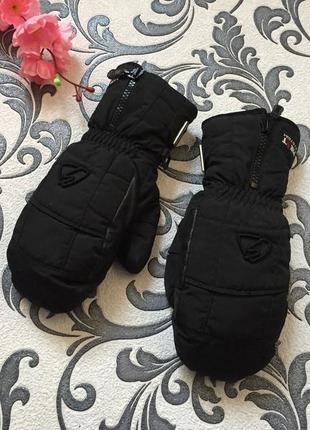 Очень теплые лыжные варежки m snowlife на primaloft перчатки!