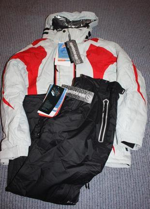Горнолыжный костюм snow heardquarter xl (куртка и брюки) новый