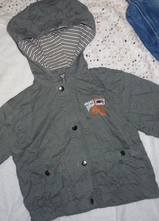 Куртка dunnes (р.104 на 3-4роки) курточка ветровка Dunnes f5ee4e238808e